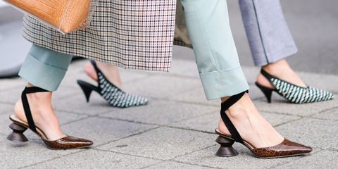 The History Of The Kitten Heel