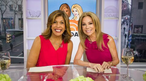 Hoda Kotb Set Up Kathie Lee Gifford On A Date After Frank