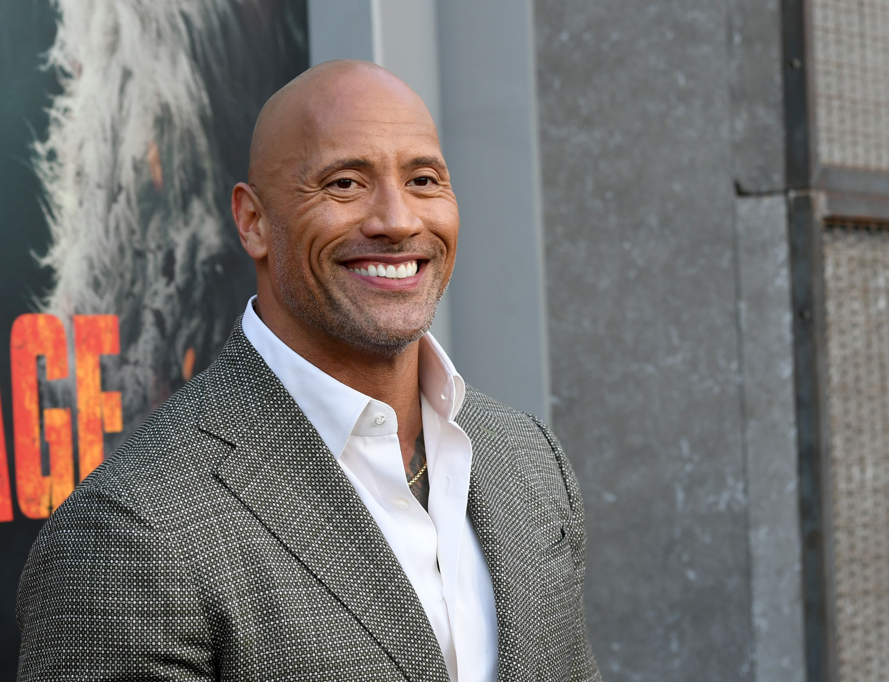 The Rock' Just Shared the First Official Photo From the Fast Furious' Spinoff, and Now We Can't Wait Until Next Summer