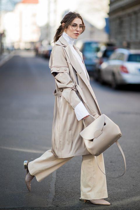 ootd, 修飾身形穿搭, 冬季穿搭, 大衣, 大衣穿搭, 穿搭, 街拍, 闊褲, 顯瘦穿搭
