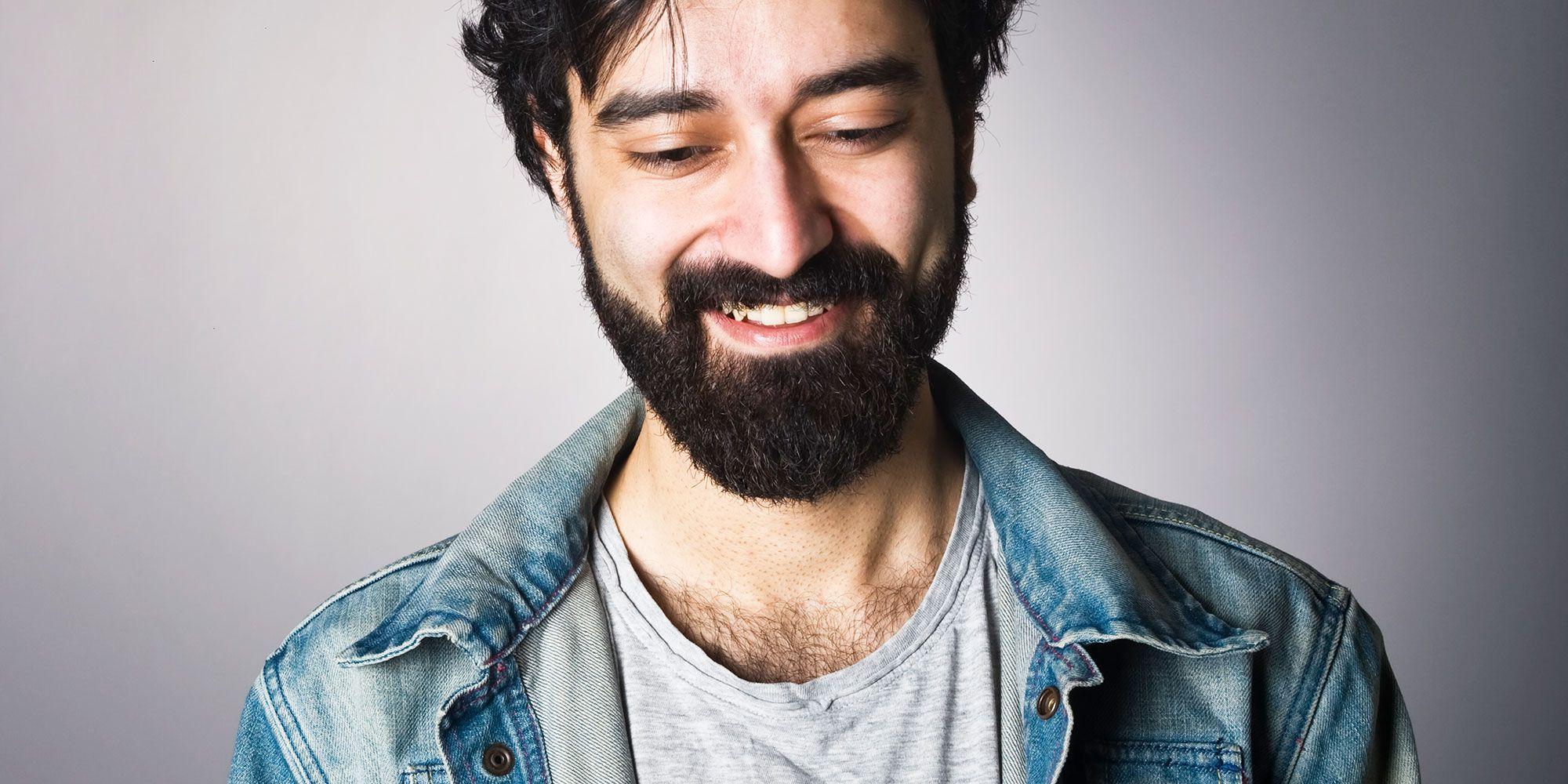 Here's How To Grow A Beard
