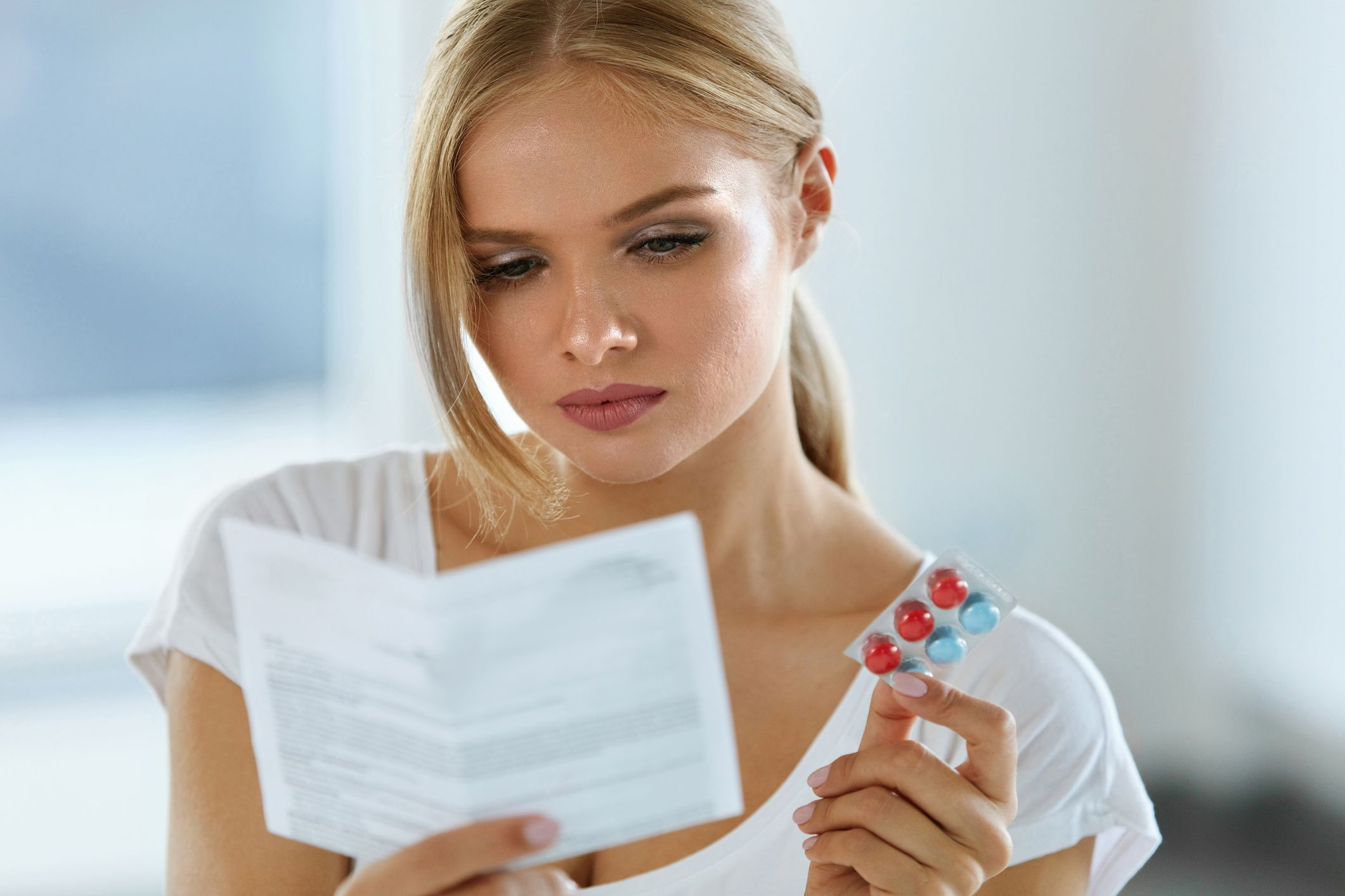 Loratadine (Claritin) antihistamine: dosage instructions