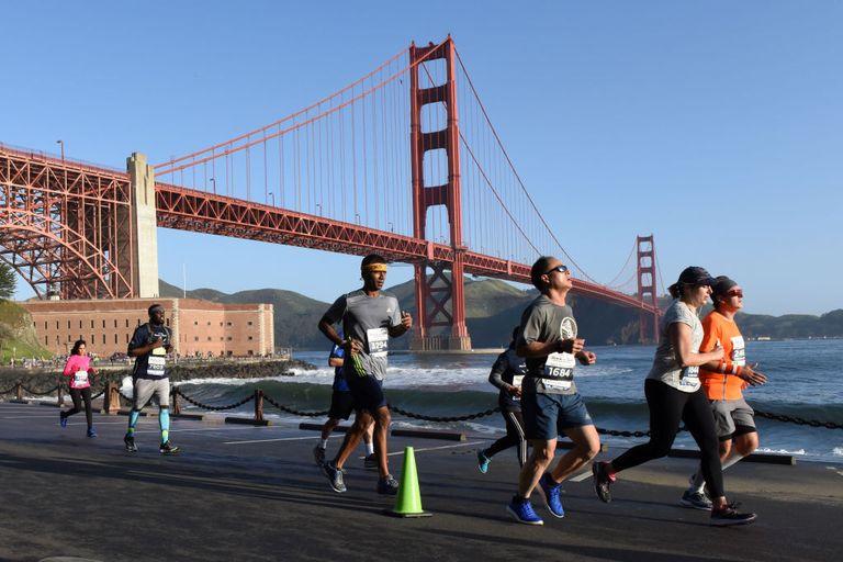 San Francisco Marathon Running Tips Runner39s