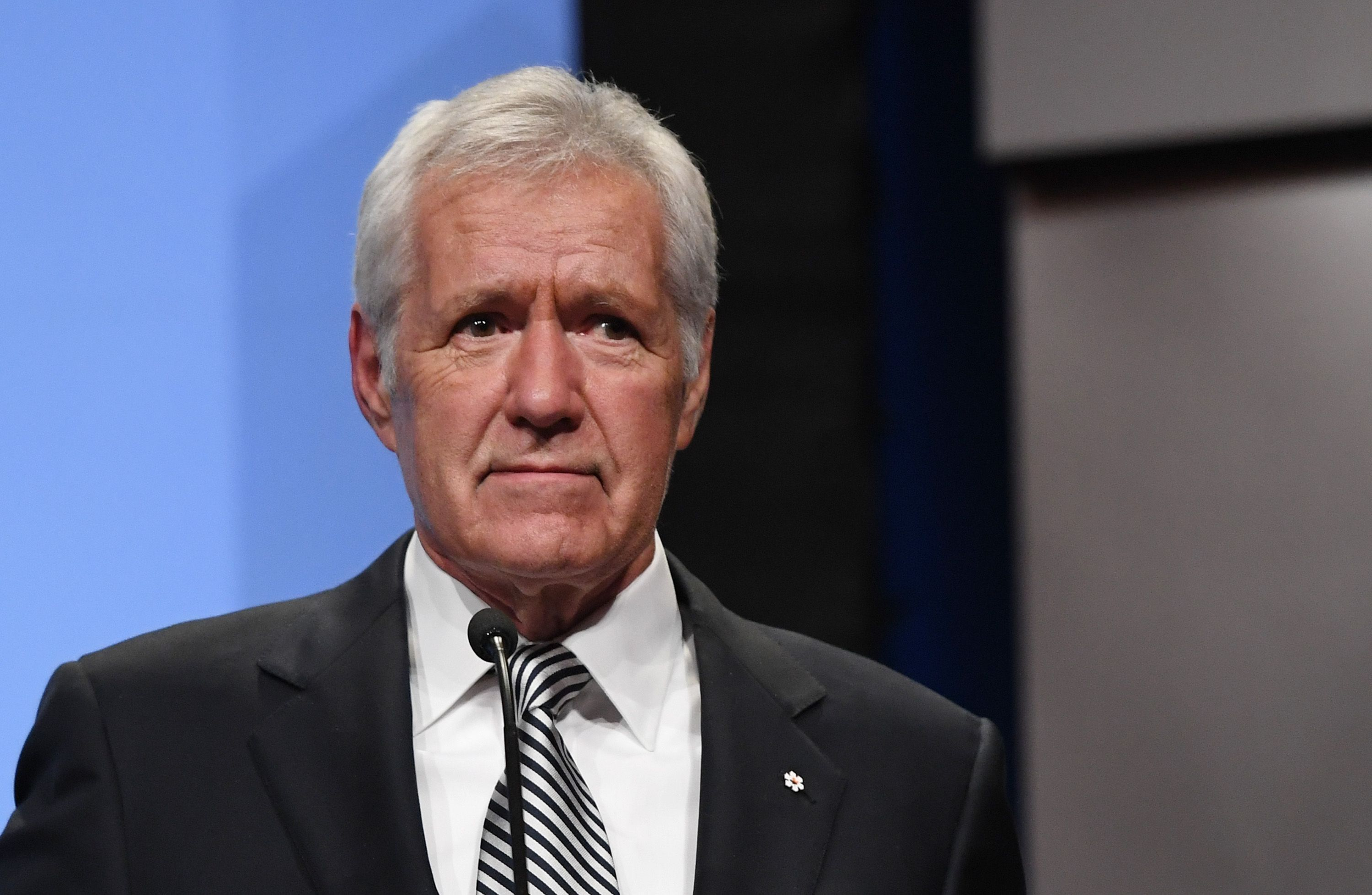 Jeopardy's Alex Trebek Choked up Over This Jeopardy Contestant's Final Answer