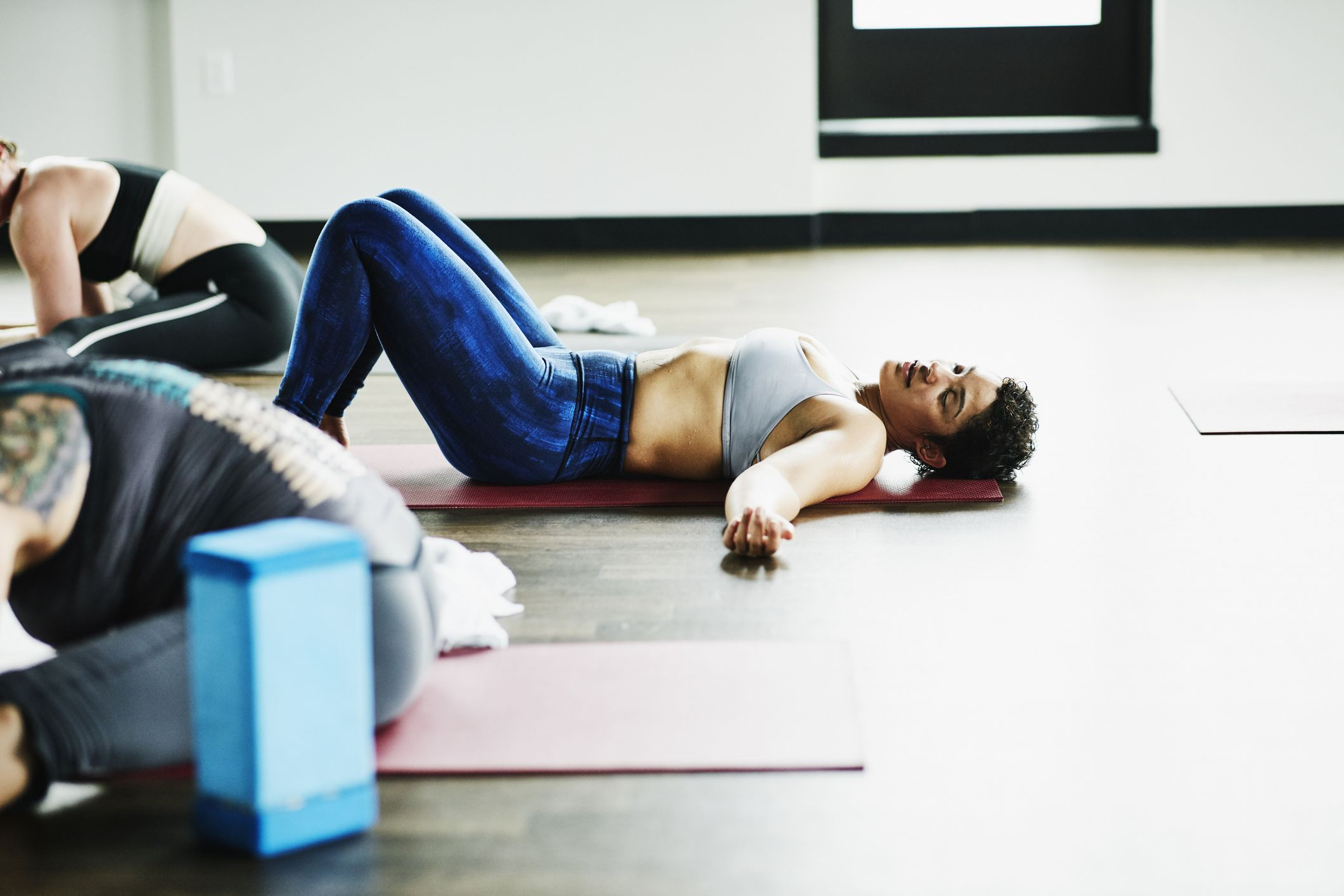 If You're Clogged Up and Uncomfortable Try these Yoga Poses to Get Things Moving Again