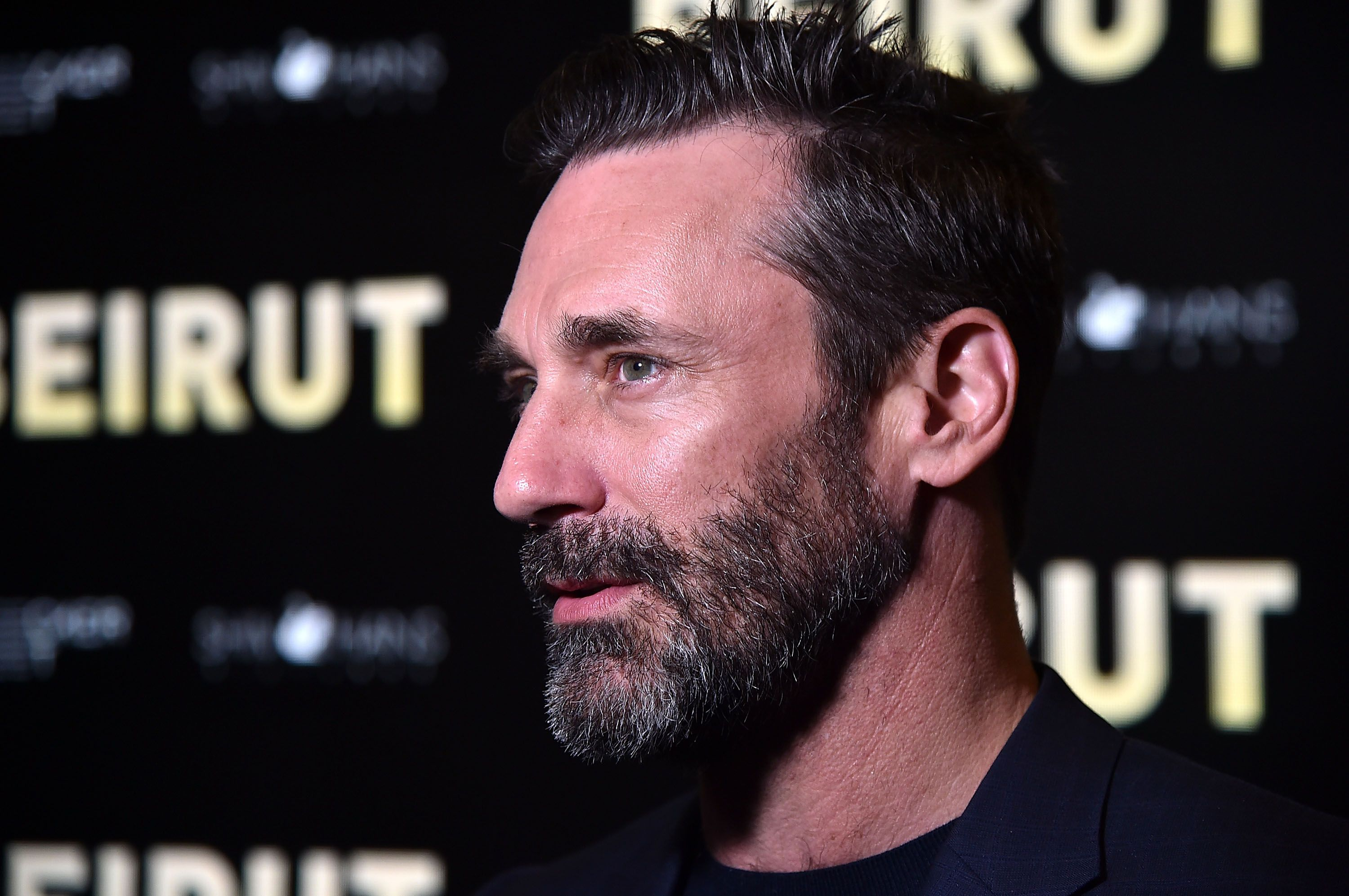 Jon Hamm Is Proof That Beards Arent Going Anywhere