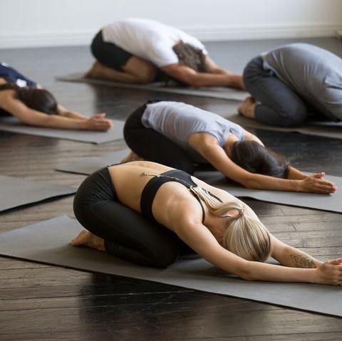 The health benefits of hot yoga