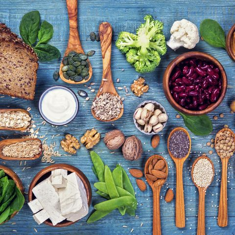 These 15 Plant-Based Foods Are High in Protein