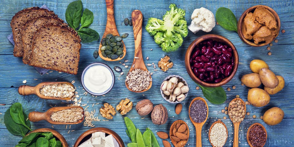 15 Surprising Sources of Plant Protein