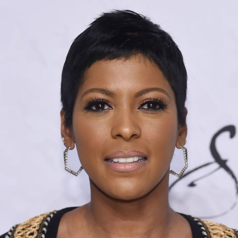 Tamron Hall Shares the First Full Photo of Her Baby Moses