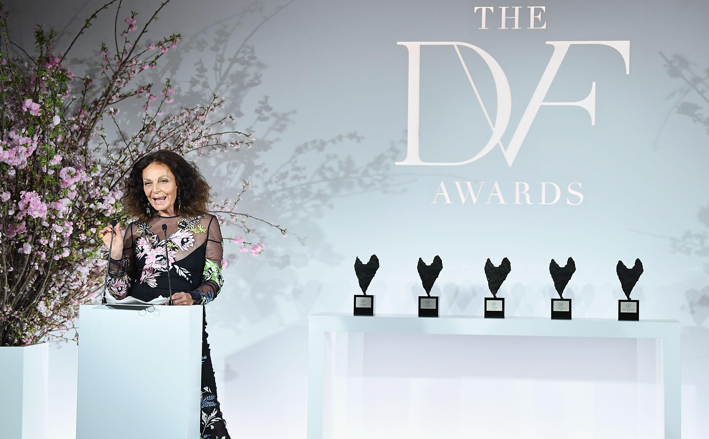 Diane von Furstenberg to Honor Justice Ruth Bader Ginsburg at DVF Awards