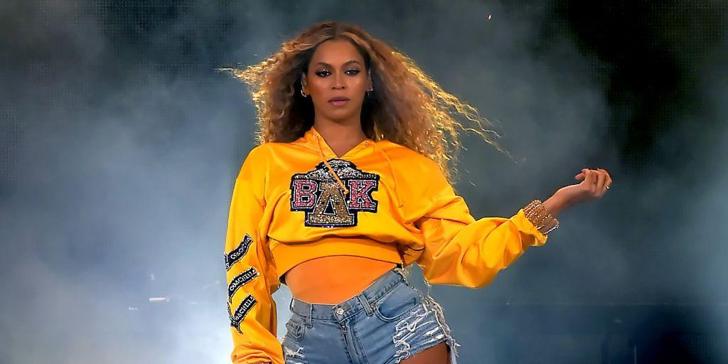 Beyoncé, Coachella, mascara, L'Oréal