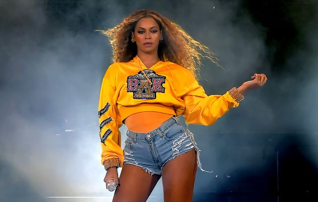 indio, ca   april 14  beyonce knowles performs onstage during 2018 coachella valley music and arts festival weekend 1 at the empire polo field on april 14, 2018 in indio, california  photo by kevin wintergetty images for coachella
