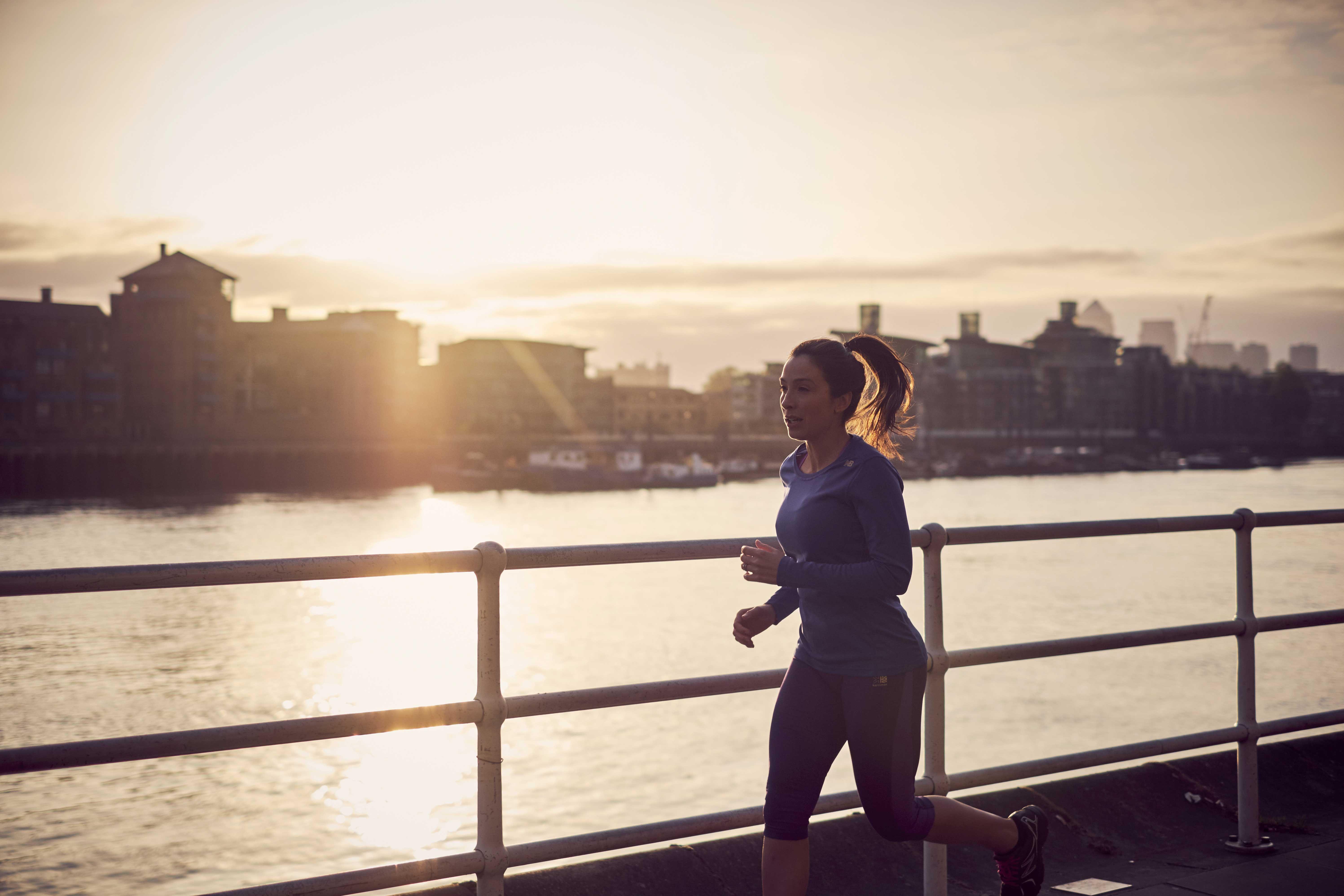 Correr te ayuda a bajar de peso rapidamente