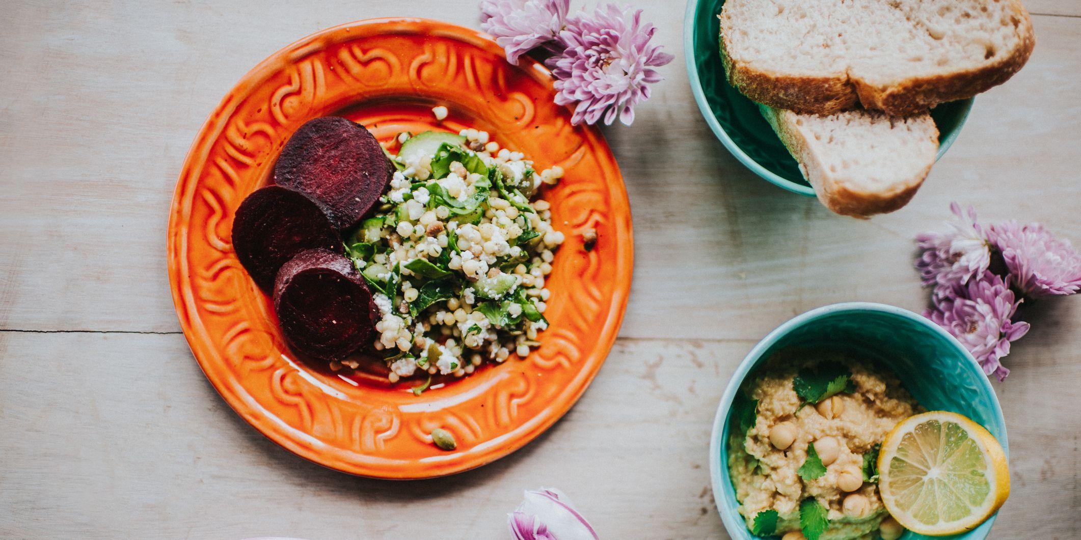 eating pegan: vegan and paleo