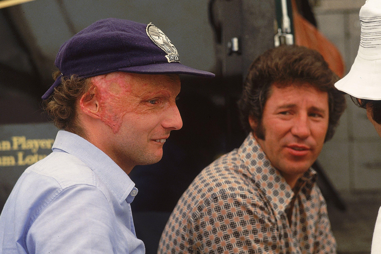 Mario Andretti's Immense Respect for Niki Lauda