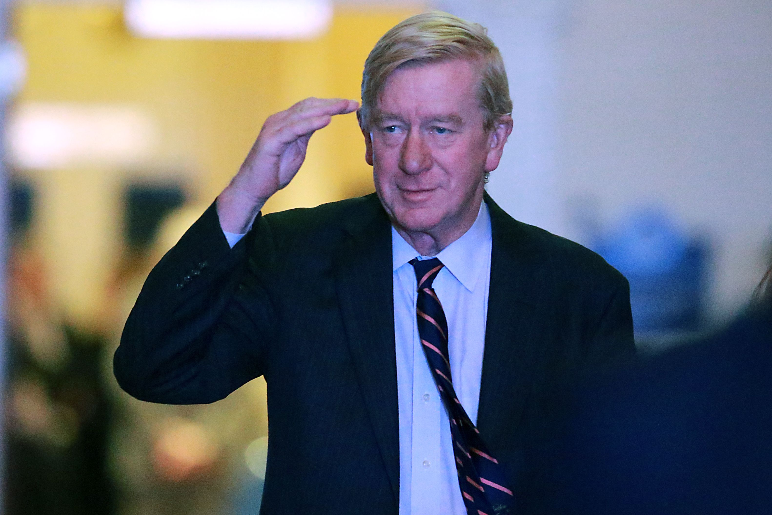 Bill Weld Has What Any Republican Needs to Primary Trump: He Doesn't Give a Damn