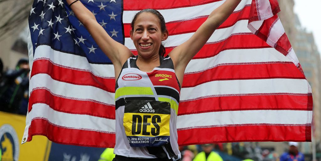 Des Linden and 6 Other Runners Show 'This Is Fitness' Can Be Pretty Damn Relatable