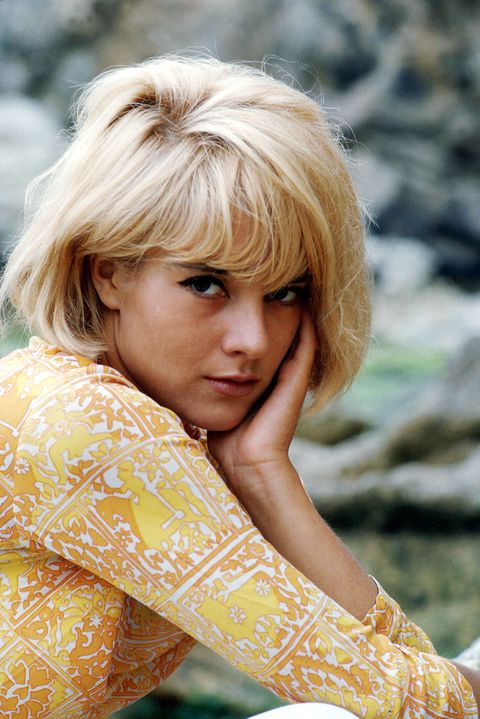sylvie vartan in 1960s photo by picotgamma rapho via getty images