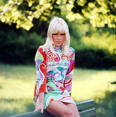 sylvie vartan in 1960's photo by picotgamma rapho via getty images