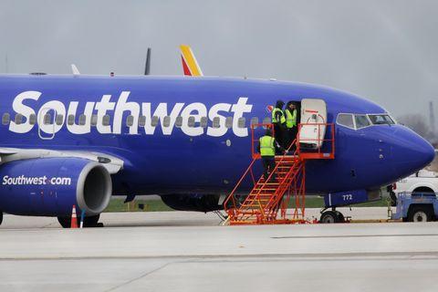 Southwest Flight 1380 No Oxygen