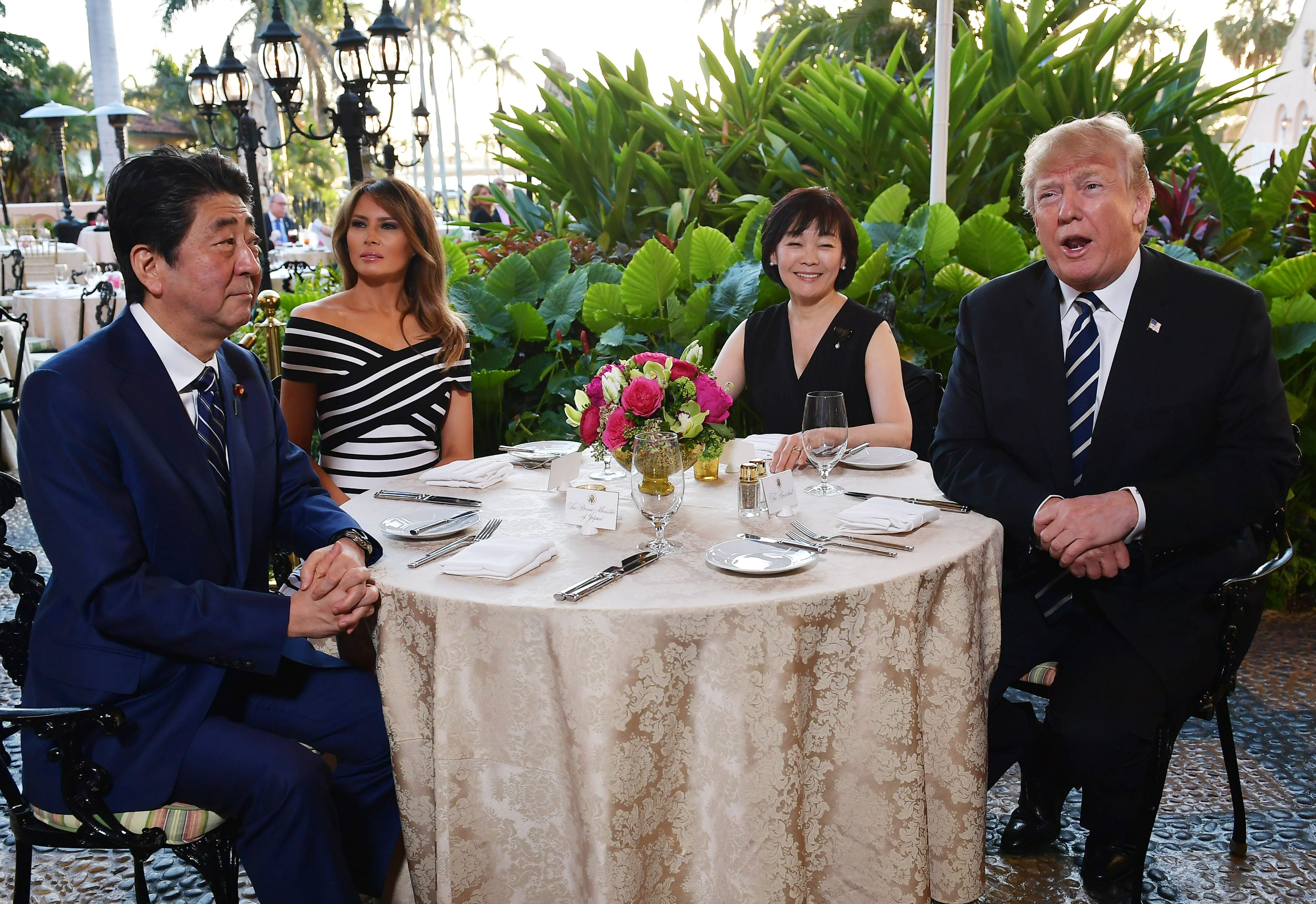 a8d445a9e573 Donald Trump s Trips to Mar-A-Lago 2018 - How Many Times Has Trump Been to  His Palm Beach Estate
