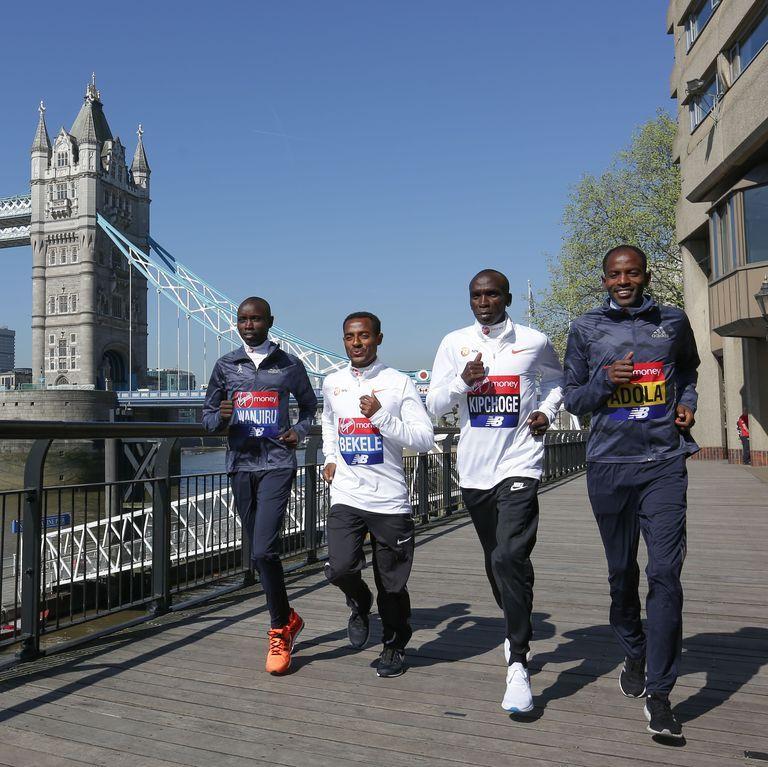 Why Bekele could beat Kipchoge at the London Marathon.