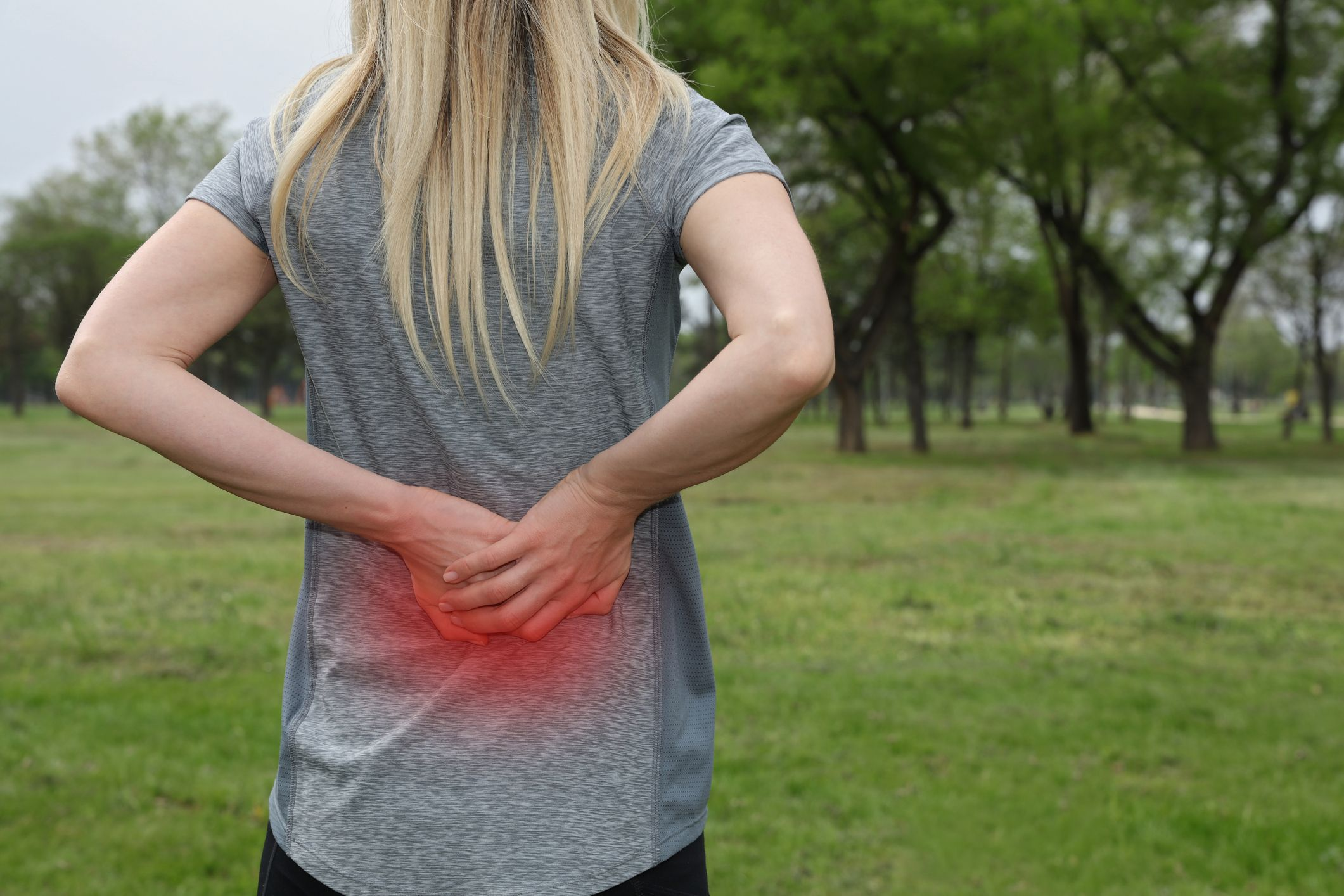 Viagra and lower back pain