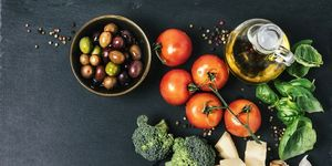 Mediterranean diet and erectile dysfunction
