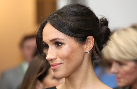 Meghan Markle Face Yoga