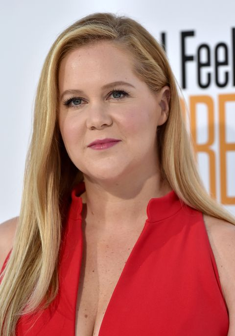 westwood, ca   april 17  actress amy schumer arrives at the premiere of stx films i feel pretty at westwood village theatre on april 17, 2018 in westwood, california  photo by axellebauer griffinfilmmagic