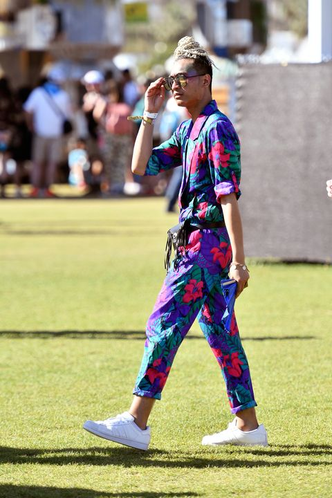 ea6297a5 The Best Style (and One Dude Romper) at Coachella 2018