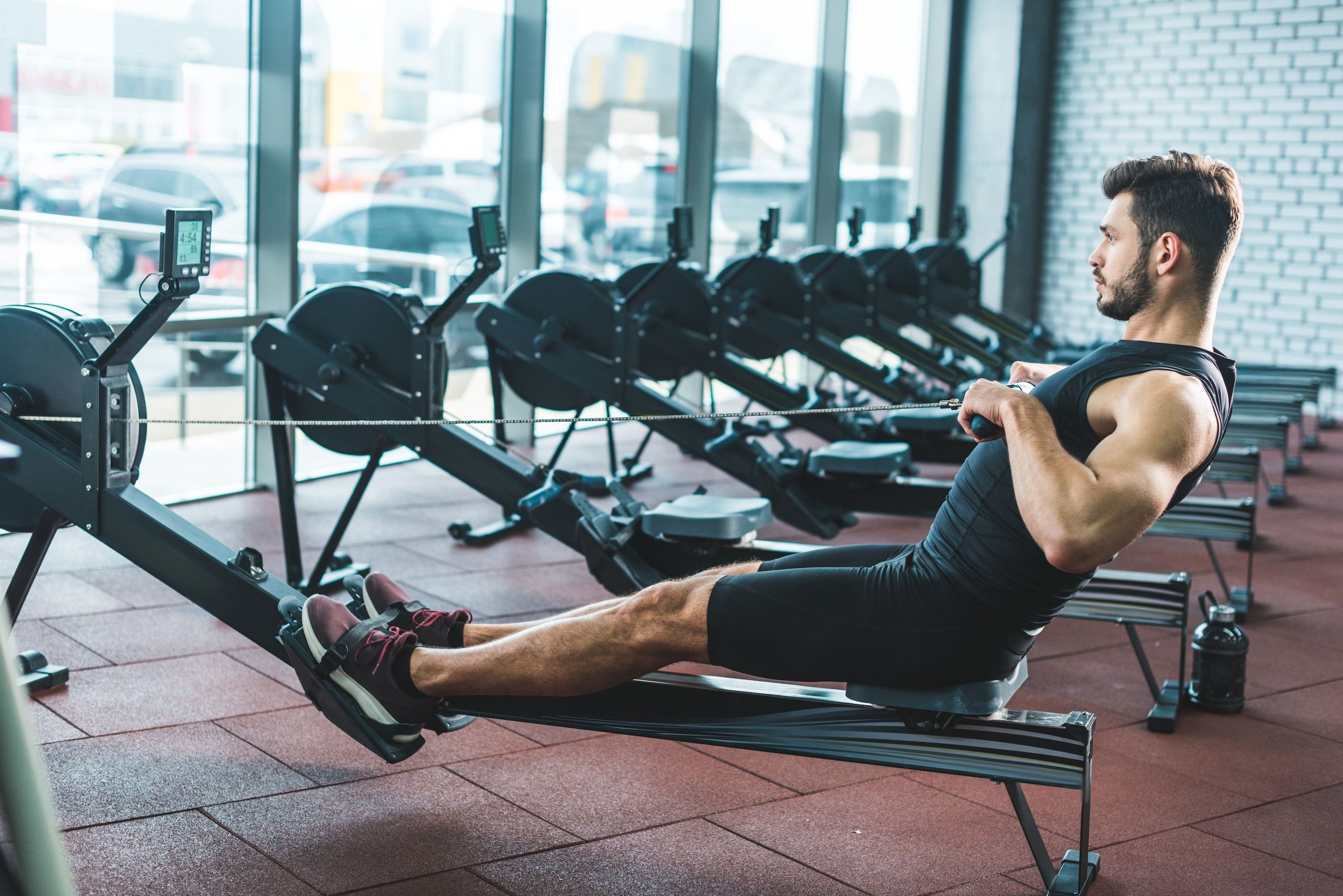How to Use a Rowing Machine as a Killer Cross-Training Tool