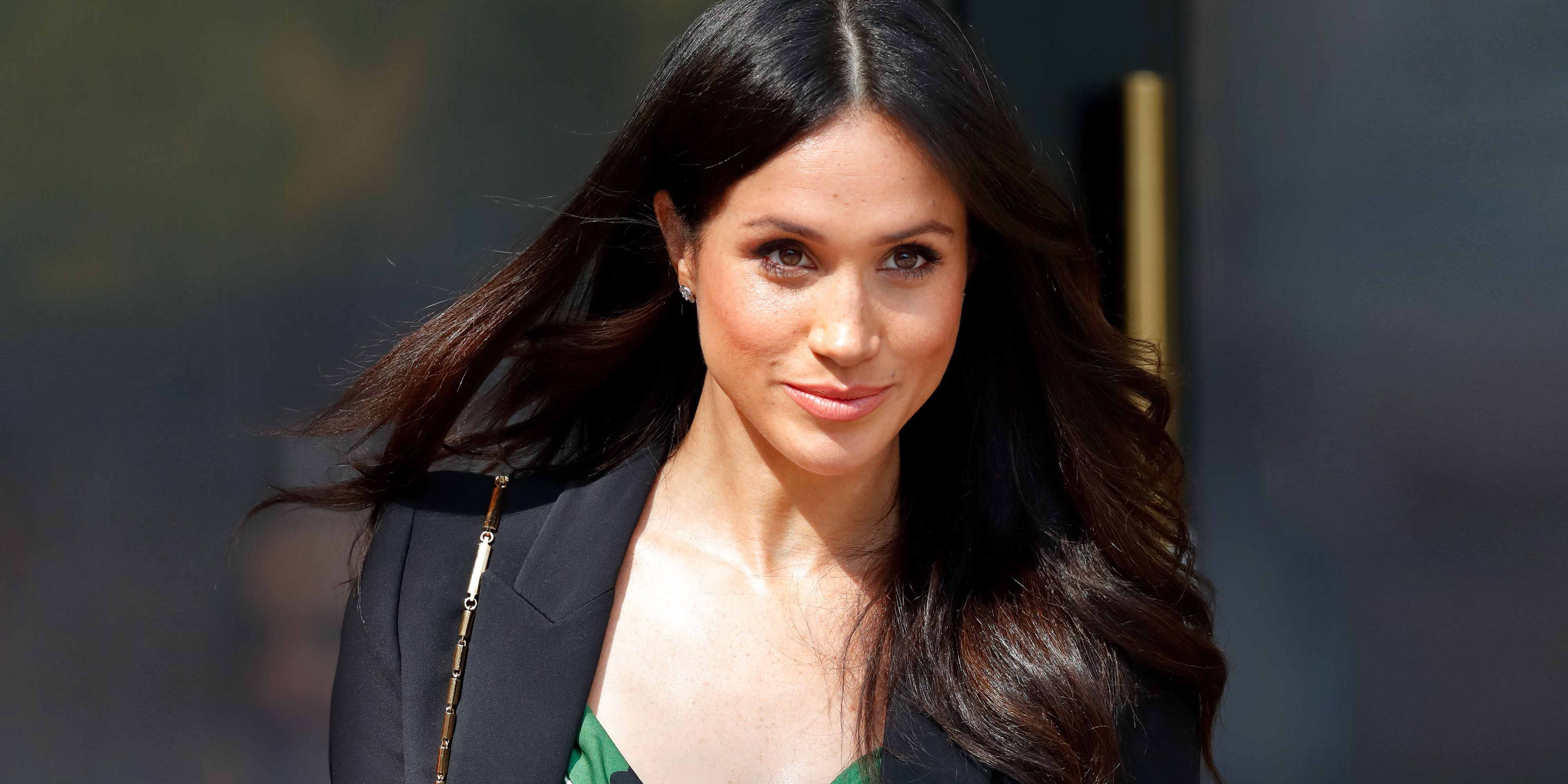 Meghan Markle green dress index