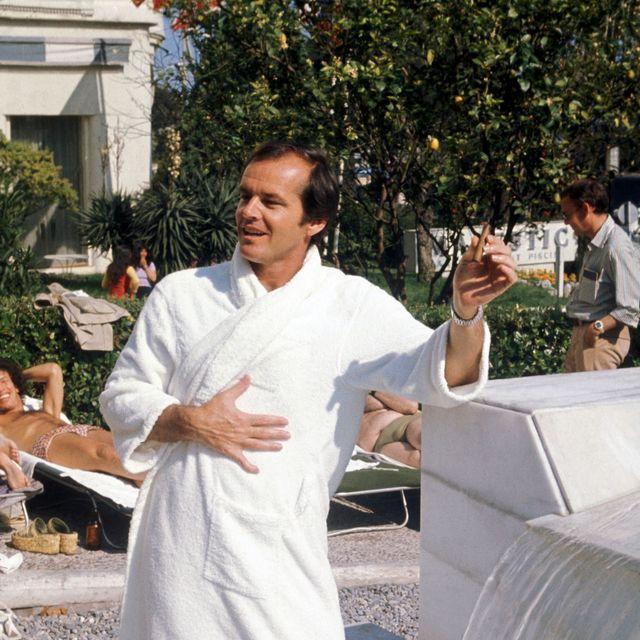 Jack Nicholson au Festival de Cannes