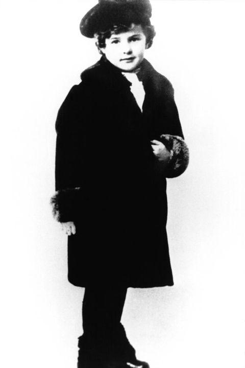 Ingrid Bergman enfant