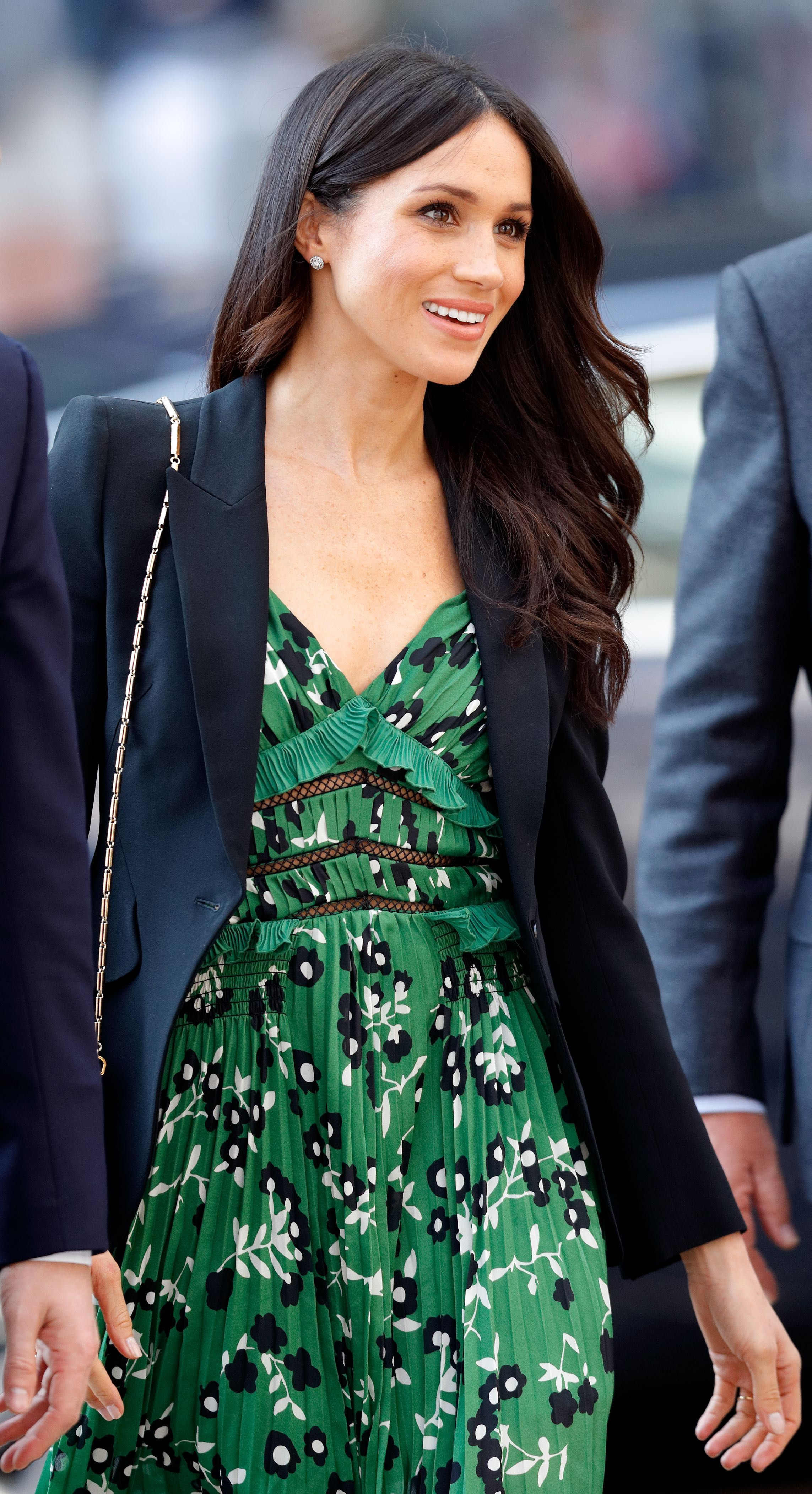 The One Color Meghan Markle Is Obsessed With