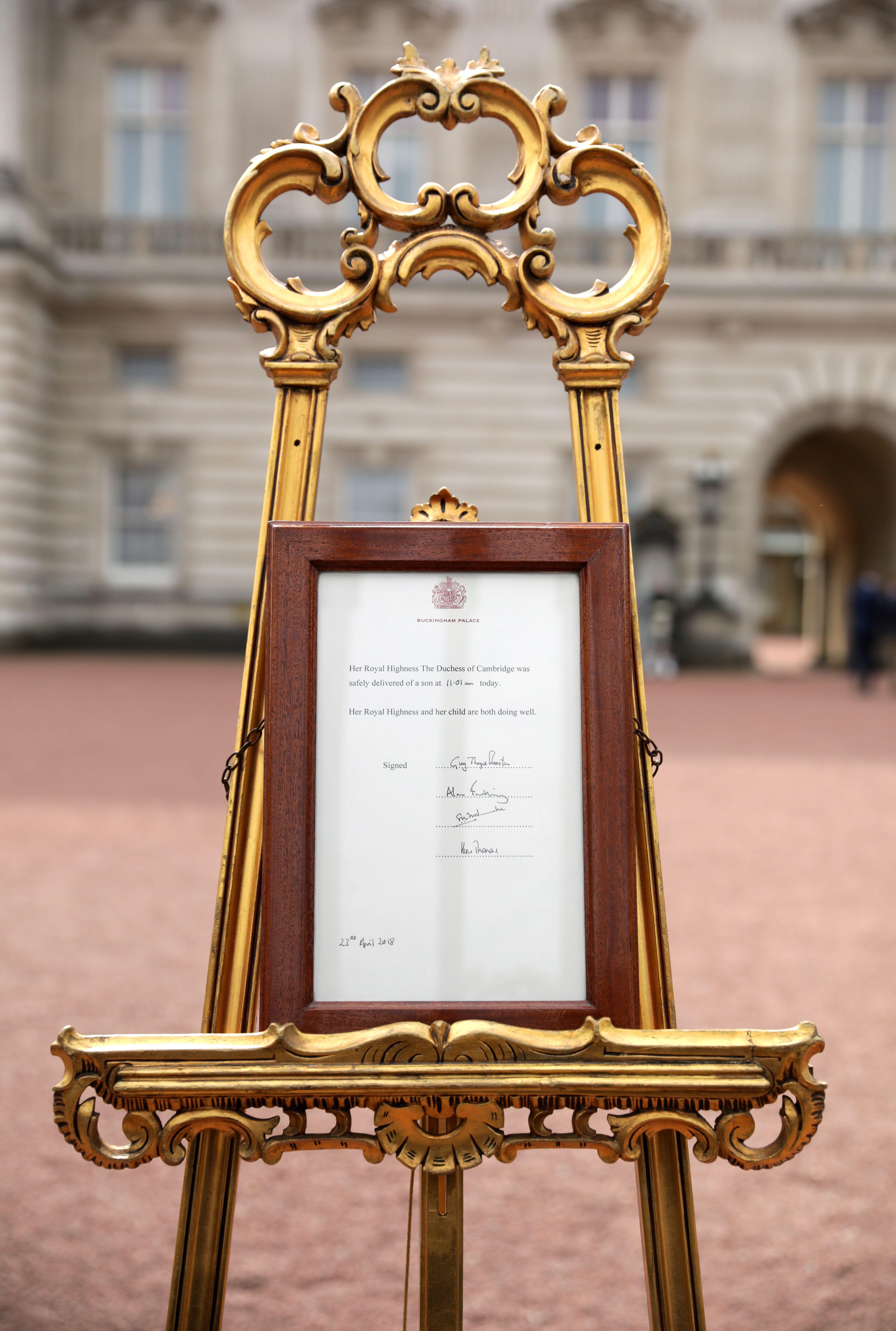 Royal Family Pregnancy Rules - Royal Baby Birth Traditions