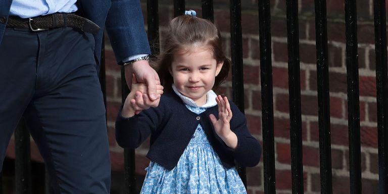 Image result for Princess Charlotte wave