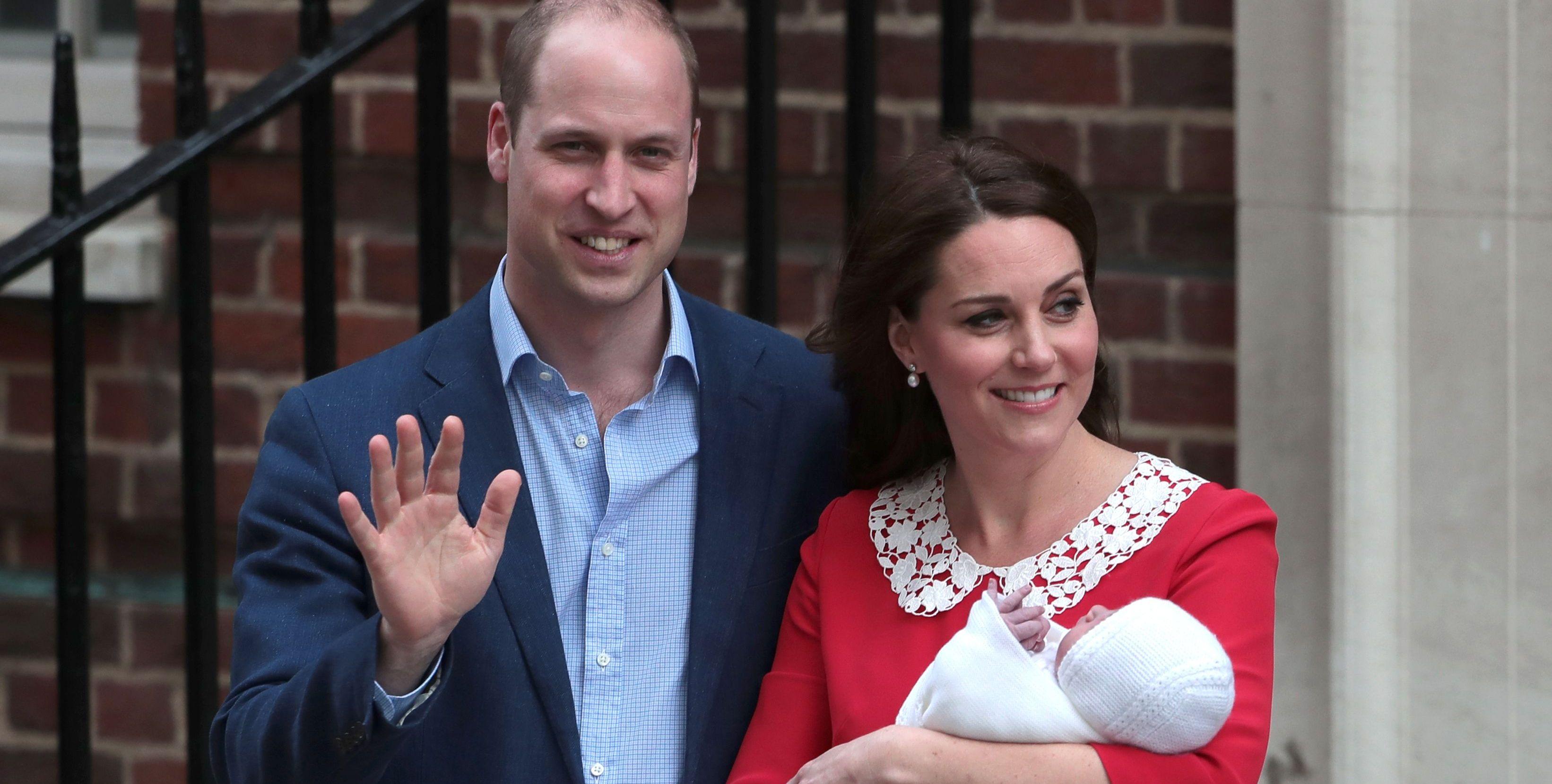 Prince William Kate Middleton Royal Baby 3