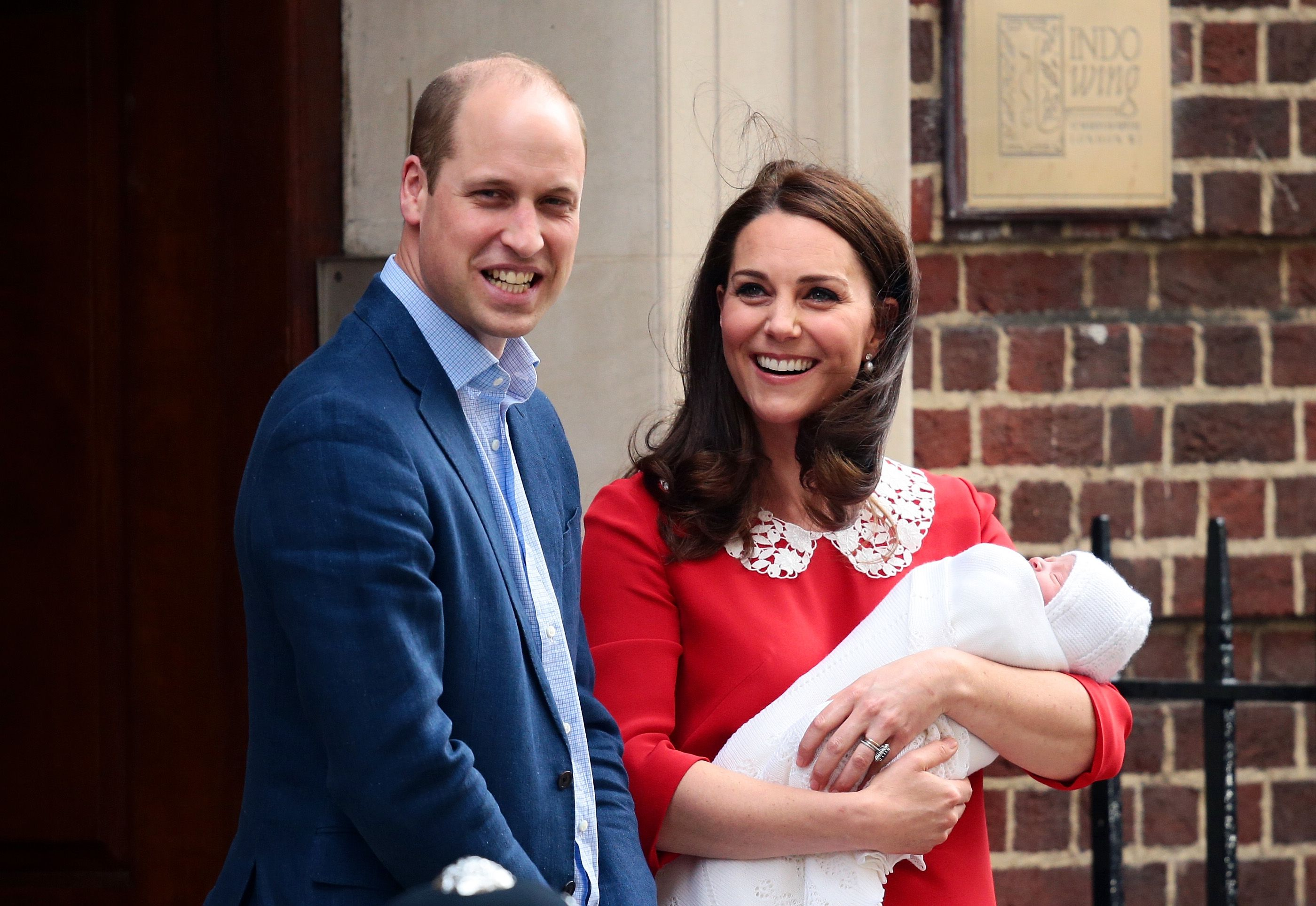 Any news on the new royal babys name yet