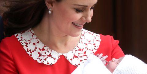 Duchess Catherine baby