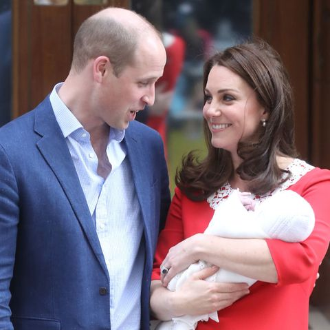 How Prince William and Kate Middleton are celebrating Prince Louis' first birthday