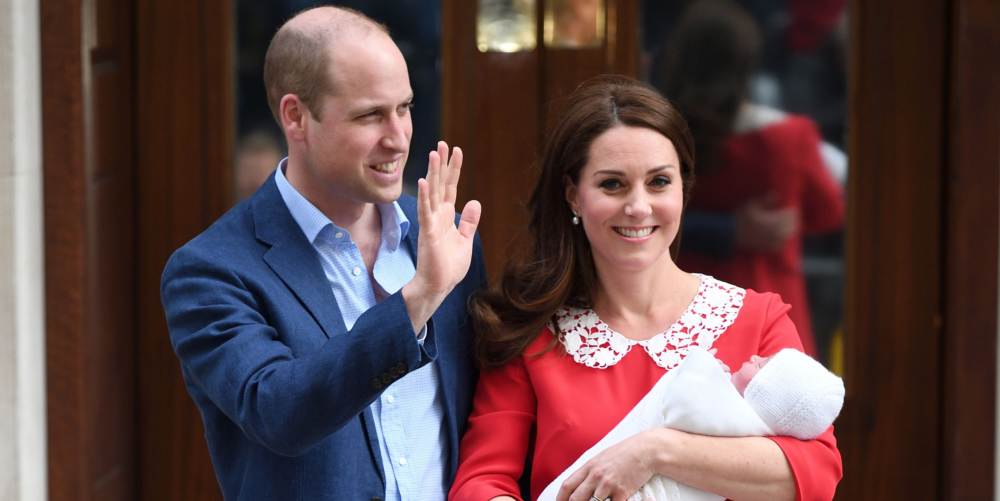 Duchess Catherine Kate Middleton Prince William Royal Baby hosputal