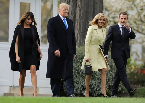Trumps and Macrons