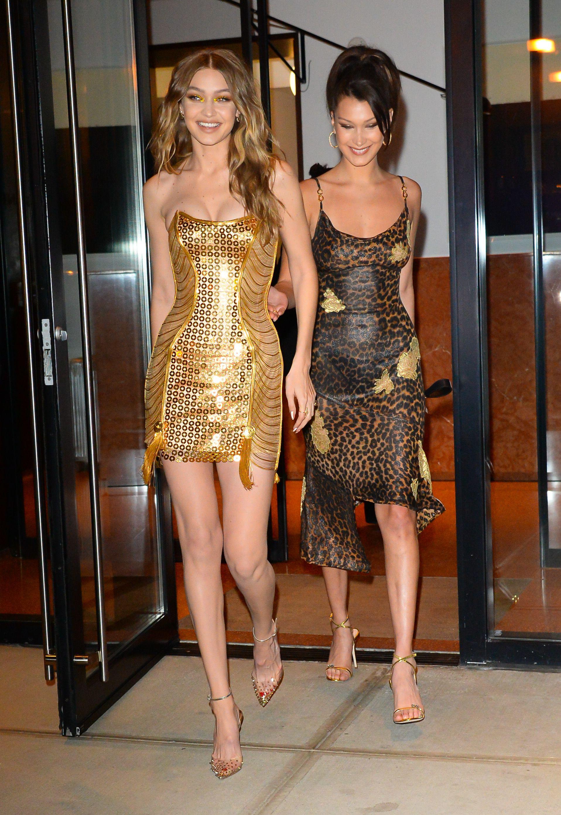 Inside Gigi Hadid's 23rd Birthday Party
