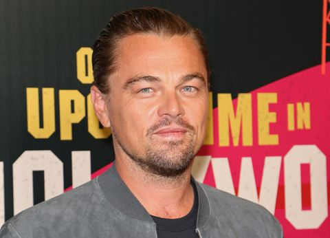 Leonardo DiCaprio Just Dressed Himself 10 Years Younger