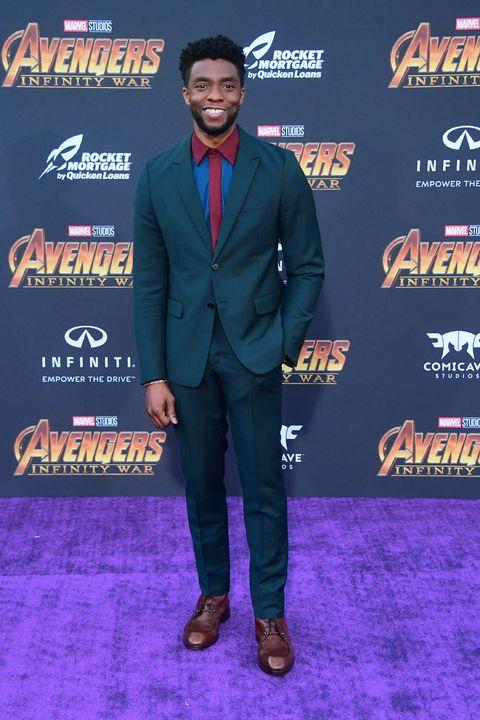 Chadwick Boseman style