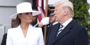 Melania Trump Donald Trump Hat