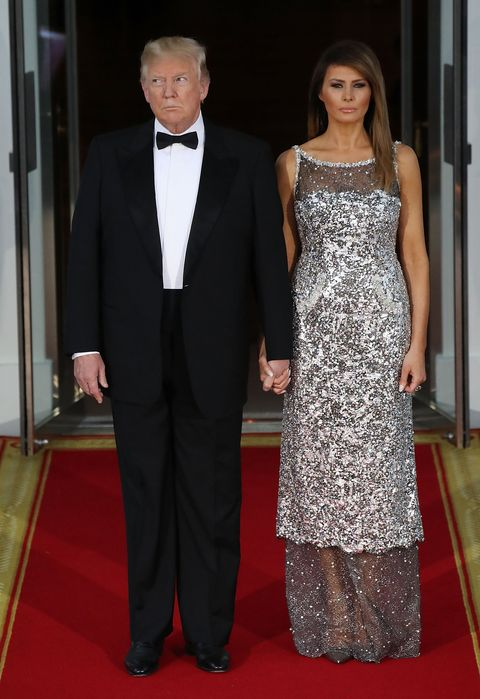 Trump First State Dinner